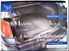 Car trunk mat 120*120CM PVC plastic,rubber car mat,DECORATIVE CAR MATS $2.7~$2.8
