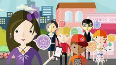 """Vedi il mio progetto @Behance: """"Shopping Video"""" https://www.behance.net/gallery/61781585/Shopping-Video"""