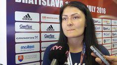 Viktória Vencuriková o domácich majstrovstvách sveta