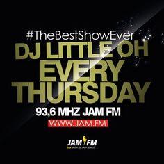 Jam FM #TheBestShowEver (No.189)
