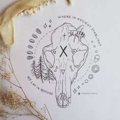Super fun X Files inspired tattoo design I forgot to share!  I'm starting to take on new commissions, so email me if you want in! Note: Please respect my art & my clients by not stealing any of my designs for your own use.