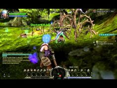 Dragon Nest - gameplay 1 free to play f2p mmo game Action