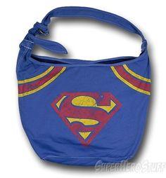 Superman purse