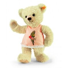 Steiff Teddybär Petsy Blond 35 Cm Seien Sie Im Design Neu