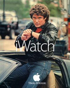 iWatch by Michael Knight