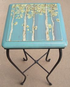 Whimsy Furniture - Unique, Hand-Painted Furniture