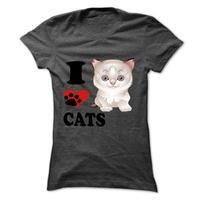 I Love Cats Very Much