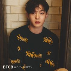 Btob comeback Brother act Changsub Btob Changsub, Im Hyunsik, Yook Sungjae, Lee Minhyuk, Btob Members, Born To Beat, Japanese Singles, Fandom, Tv Shows