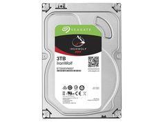 Seagate Ironwolf 3TB 3.5'' NAS HDD Harddisk 3,5