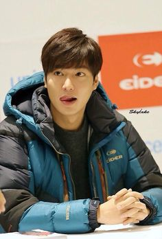 "UPDATE: Lee Min Ho's face no longer looks ""different"" Hot Korean Guys, Korean Men, Park Shin Hye, Lee Jong Suk, Asian Actors, Korean Actors, Dramas, Koo Hye Sun, Ji Hoo"