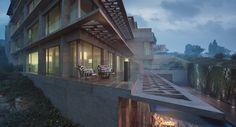 Architecture - Studio Aiko | VFX & Animation Studio סטודיו אייקו | הדמיות אדריכליות ואנימציה
