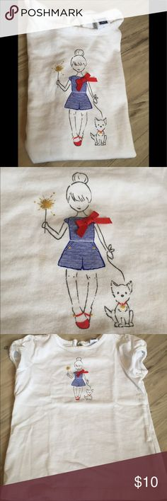 Janie and Jack T Shirt Amazing condition Janie and Jack T Shirt Amazing condition. Janie and Jack Shirts & Tops Tees - Short Sleeve