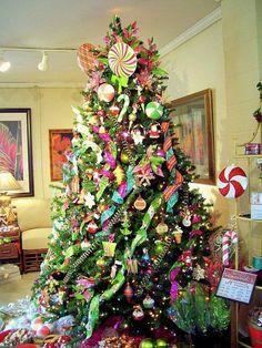 inspiring christmas tree decorating ideas rboles de navidad decoracin de navidad y rojo