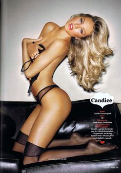 Way too beautiful. Candace Swanepoel.