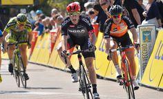 Critérium International: Sam Bennet leva a melhor na primeira etapa