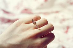 Tiny wings ring