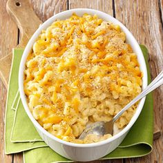 Herbed Macaroni and Cheese Recipe -Besides being a really easy recipe to make, it tastes very good, too! This is not your ordinary, run-of-the-mill macaroni and cheese. The herbs and spices, along with the sour cream, give the dish a wonderful flavor. Serving it with toasted pita bread and salad makes this one of our family's favorite meals, and it's been in the family for a very long time! —Nancy Raymond, Waldoboro, Maine