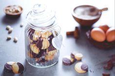 Cacao, Panna Cotta, Ethnic Recipes, Food, Dulce De Leche, Essen, Meals, Yemek, Eten