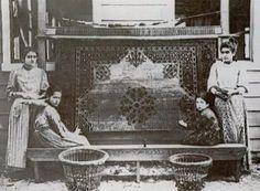 Dünyada sadece tek örneği olan Hereke dokuma fabrikası..