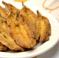 Boquerones fritos | Recetas con fotos paso a paso El invitado de invierno