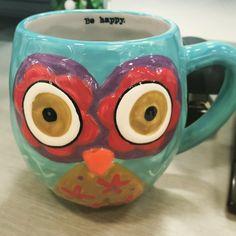 New work mug ! #mondaymotivation #behappy by cassandra.teresa