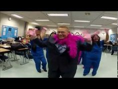 Pink Glove Dance HOSA Chantilly Academy Medical Assistant Students HOSA (Health Occupations Students of America)