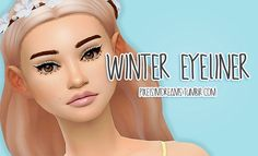 Couple Outfit cas Winter Double Eyeliner Make Up Sims 4 CC Maxis Match Winter Double Eyeliner Make Up Sims 4 CC Maxis Match Double Eyeliner, Top Eyeliner, No Eyeliner Makeup, Blush Makeup, Sims Four, Sims 4 Mm Cc, Sims 4 Cc Kids Clothing, Sims 4 Cc Shoes, Sims 4 Cc Makeup
