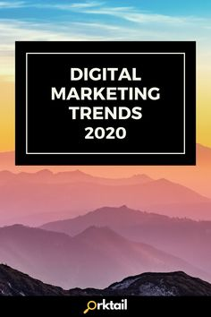 TOP DIGITAL MARKETING TRENDS IN 2020 THAT YOU SHOULD ADAPT FOR THE AMAZING GROWTH OF YOUR ONLINE BUSINESS OR BLOG. INCLUDES- SEO, SMM, WEB DESIGNING, TOOLS. NEW TRENDS! BUSINESS MARKETING, ONLINE MARKETING, VISUAL MARKETING, OR WEB MARKETING TRENDS. #digitalmarketing Digital Marketing Trends, Digital Marketing Strategy, Business Marketing, Social Media Marketing, Online Business, Effective Marketing Strategies, Online Marketing Strategies, Marketing Techniques, Marketing Professional