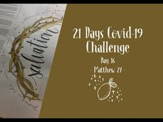 Covid-19 Lockdown Day 16 - Matthew 27 (Painting With Coffee) - YouTube Pitt Artist Pens, South African Artists, Love Painting, Art Tips, Journaling, Channel, Bible, Content, Make It Yourself
