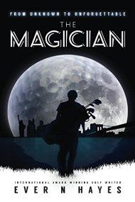 The Magician by Ever Hayes ebook deal