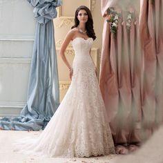 Prinsessen trouwjurk op maat bruidsjurk bruidsmode trouwen : http://link.marktplaats.nl/m969884686