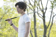 Ezra Miller - damn good at We need to talk about Kevin.