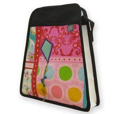 Sobaquero Araura Mano Recycled Colours En A pieza Cometa Única Handmade Bolso Bag Materiales And Realizado Reciclados Y 8qFtd4