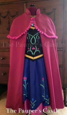Hey, I found this really awesome Etsy listing at https://www.etsy.com/listing/201818145/custom-made-disney-frozen-princess-anna