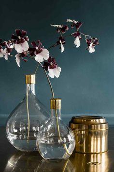 Vaso grande in vetro | H&M