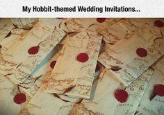 hobbit-themed-wedding-invitations