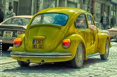 Cox by Anthony.D Photography Yellow VW.......