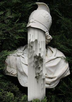 Glitch Art by Giacomo Carmagnola