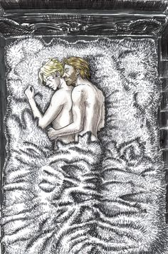 Tsailanza - Furs (Jaime Lannister & Brienne of Tarth) Jamie Lannister And Brienne, Game Of Thrones Brienne, Jaime And Brienne, Brienne Of Tarth, Die Games, George Rr Martin, Valar Morghulis, Perfect Couple, People Art