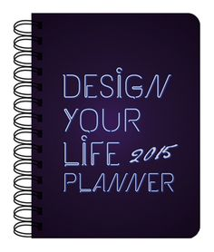 Picture from the Article: '26 Beautiful (and useful) planners, journals and…