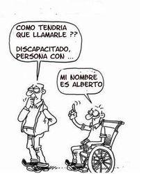 ¿por que nací así?  ser discapacitado