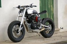 Thumper Enduro - Love the look. Wish I knew where to get more info about it!