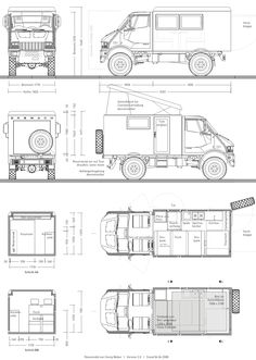 Bremach T-Rex Camper