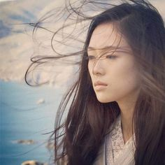 """Sayuri Nitta from Memoirs of a Geisha.    """"At the temple there is a poem called """"Loss"""" carved into the stone. It has three words, but the poet has scratched them out. You cannot read loss, only feel it."""""""