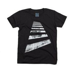TRAFFICシリーズ横断歩道デザインTシャツTcollector