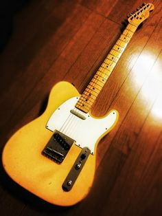 Fender Japan Telecaster  E serial (Fujigen 1984-1987)