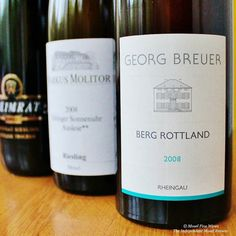 More superb dry Riesling from 2008, a stunning vintage at the top.