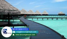 Book Maldives Tours Packages at attractive rates only with Denzong Leisure. Enjoy memorable holidays on the exotic beaches with our exclusive Maldives Package Tour from India. Request a free quote at +91 9836117777, Toll Free 1800 121 4500.