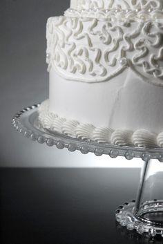 Pedestal cake stand $14.99