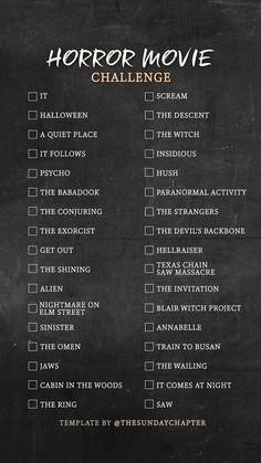 movies, movies to watch, movies to watch list,movies to watch on netflix, wha. Scary Movie List, Scary Movies To Watch, Netflix Movie List, Films Netflix, Netflix Movies To Watch, Movie To Watch List, Halloween Movies List, Halloween Movie Night, Comedy Movies